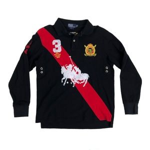 Polo Ralph Lauren XL Challenge Cup Long Sleeves